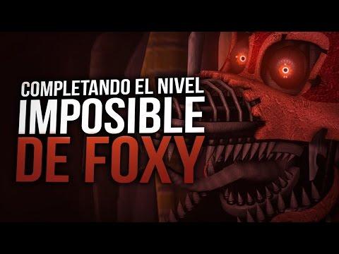 COMPLETANDO LA NUEVA ACTUALIZACIÓN DE FOXY ! |   TJOC:R ( Five nights at freddy's fnaf )