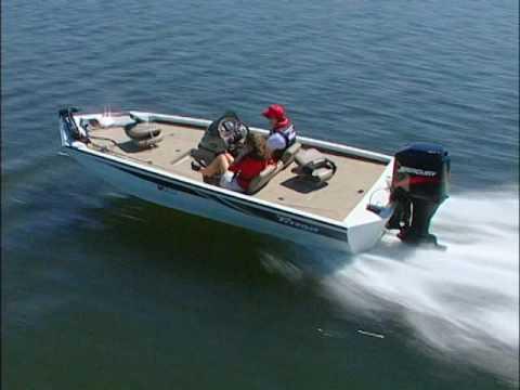 Triton Aluminum Boat Construction