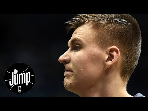 Tracy McGrady Says Knicks 'Crazy' To Consider Trading Porzingis | The Jump | ESPN