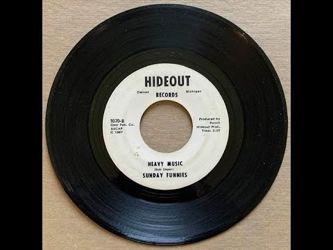 Hideout Records - Heavy Music Fidge