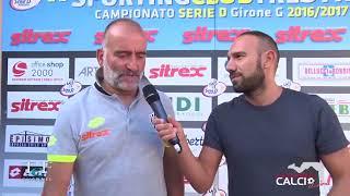 Serie D Girone D Trestina-Sangiovannese 1-1