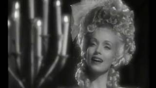 CarosioMontenegro come Aloysia Weber in Melodie Eterne 1940