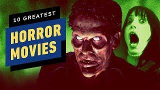 The 10 Best Hoŗror Movies
