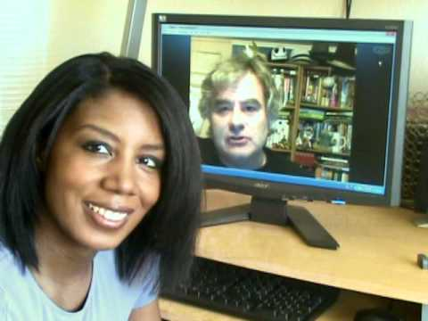 Monica Foster interviews Greg Lions - ex-pornstar known as Rod Pierce, author and comedian