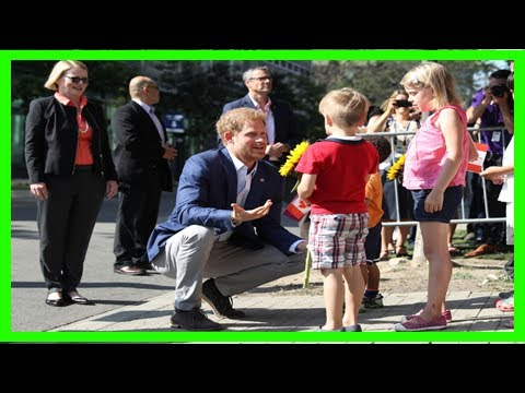 Breaking News | Prince harry tours camh, greets crowds in lead-up to invictus games | toronto star