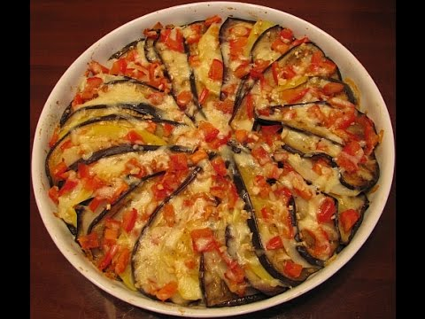 Котлеты из баклажанов с картошкой рецепты с фото