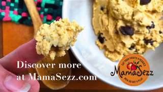 Plant-Based Dessert: Raw Vegan Chickpea Cookie Dough