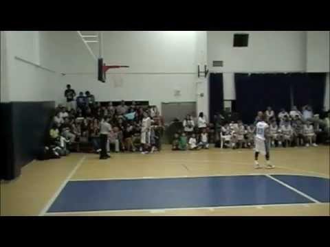 Morgan Aiken: Half Time Buzzer Beater vs GHS