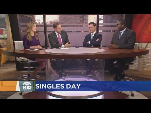 Panel Discussion: China's 'Singles' Day'