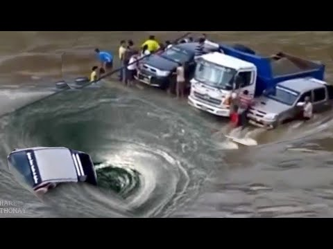 Natural Disasters Caught On Camera | Mother Nature Angry Caught On Camera #6
