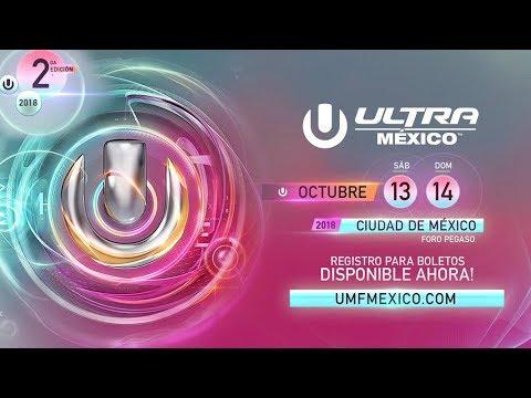ULTRA MÉXICO 2018 PRECIOS Y FECHA