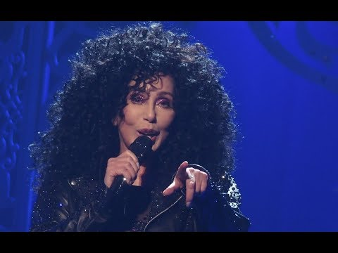"""CHER: """"If I Could Turn back Time"""" live in Las Vegas - Classic Cher"""