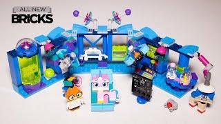 Lego Unikitty 41454 Dr. Fox Laboratory Speed Build