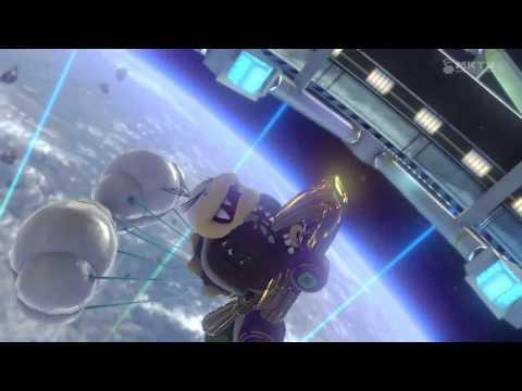 Wii U - Mario Kart 8 - Rainbow Road