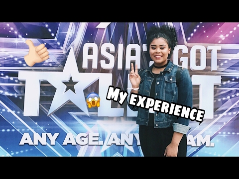 Asia's Got Talent 2017 Audition ( KL )