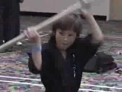 Leo Howard Karate Demo