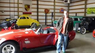 "1965 AC Cobra Replica""SOLD"" West Coast Collector Cars"