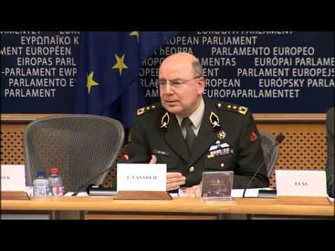 26.02.2013 - SEDE Meeting - Subcommittee on Security and Defence