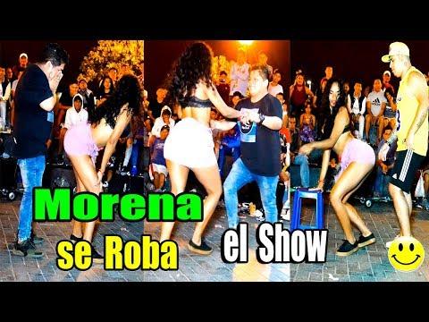 BRIANA SE ROBA EL SHOW CON FREEJOLITO Y JEFFER - COMICOS AMBULANTES 2019