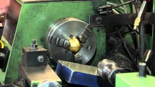 Herstellung der Schwabacher Gold-Kugel für das Stadtmuseum Schwabach