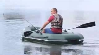 Обзор надувной лодки Ладья ЛТ-250БЕ