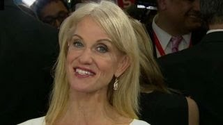 Kellyanne Conway: Clinton accusers wanted to be heard