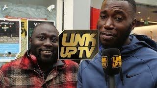 Link Up TV Talent Hunt (Croydon)  Hosted By Harry Pinero