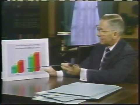 Ross Perot 1992 - Balancing the Budget & Reforming Government