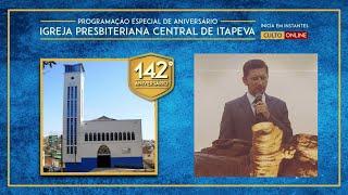 1 Coríntios 13.11 - Maturidade e espiritualidade - 142  anos  da IPCI