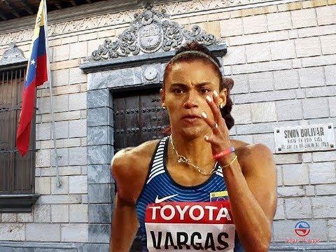 Nediam Vargas - Resumen 2017 Competencias de Velocidad (Atletismo)