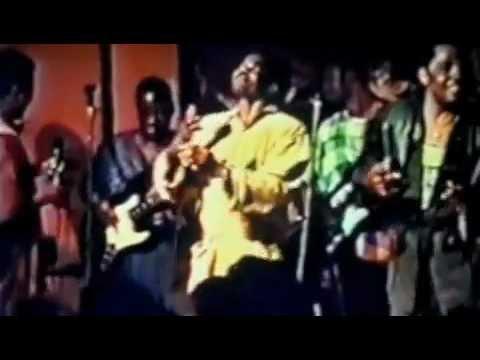Sam Mangwana Maria Tebbo LIVE
