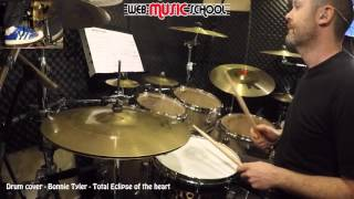 Bonnie Tyler - Total Eclipse of the heart - DRUM COVER