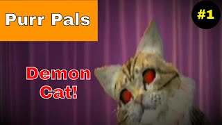 Worst Wii Game!- Purr Pals Part 1