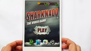 Sharknado: The Video Game Gameplay iOS & Android iPhone & iPad HD streaming