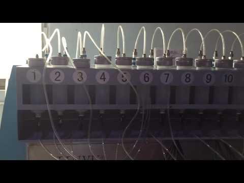 Silicone Label Making Machine