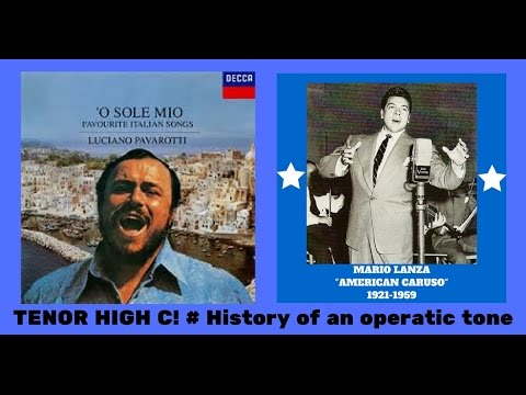 TENOR HIGH C # History of an OPERA HIGH NOTE