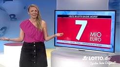 Ziehung der Lottozahlen vom 21.07.2018