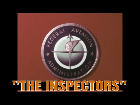 "FEDERAL AVIATION ADMINISTRATION 1969 FILM ""THE INSPECTORS"" 71572"
