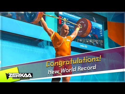 HEAVIEST WEIGHT EVER LIFTED *WORLD RECORD* (London 2012)