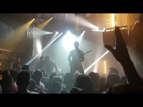 """August Burns Red """"White Washed"""" Live Petit Bain - Paris - 28/08/2017"""