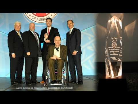 2014 AGC Willis Construction Safety Excellence Awards in Puerto Rico