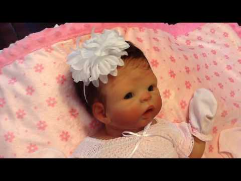 FULL BODY SILICONE BABY GIRL SURI BY TASHA