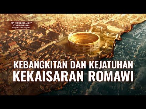 Film Pendek Rohani Kristen | Klip Film(12)Kebangkitan Dan Kejatuhan Kekaisaran Romawi- Edisi Dubbing