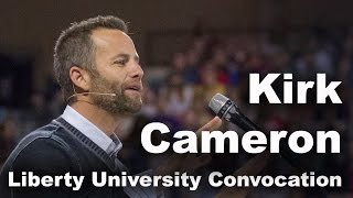 Kirk Cameron - Liberty University Convocation thumbnail