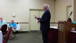 Houston County Probate Judge Patrick Davenport