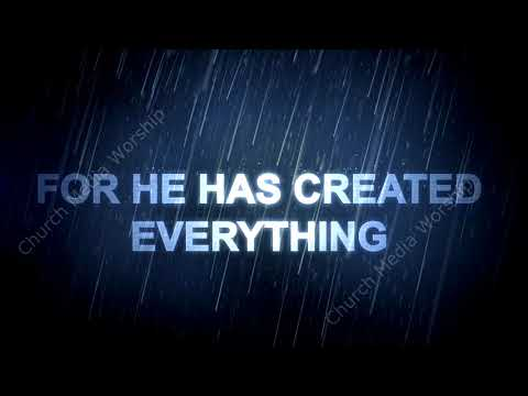 Mighty Is Our God Singalong Christian Video HD With Lyrics