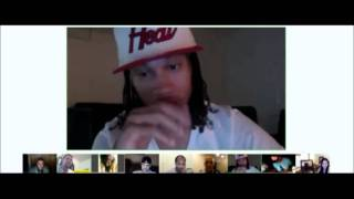 Spectacular Smith Aka Pretty Ricky Live From A Google Hangout