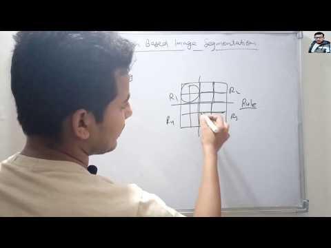 Region Based Image Segmentation in Hindi | Digital Image Processing