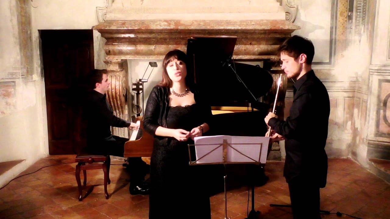 Camille Saint-Saëns - Une flûte invisible