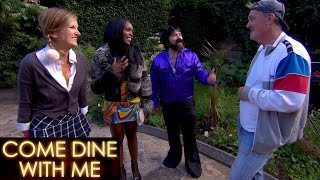 Sammi & David Reveal Their Healthy Menu & Famous Couple Dress Code | Come Dine With Me
